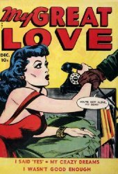 Fox Feature Syndicate's My Great Love Issue # 2