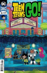DC Comics's Teen Titans Go! Issue # 36