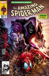 Marvel Comics's Amazing Spider-Man Issue # 44east side