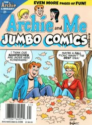 Archie Comics Group's Archie and Me: (Jumbo) Comics Digest Issue # 21
