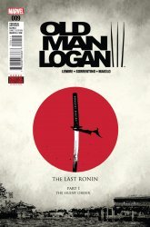 Marvel's Old Man Logan Issue # 9