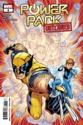 Marvel Comics's Power Pack Issue # 4