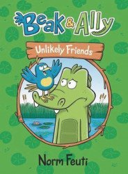 Harper Alley's Beak & Ally  Hard Cover # 1