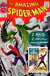 Marvel Comics's The Amazing Spider-Man Issue # 2