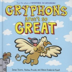 First Second Books's Gryphons Aren't So Great Hard Cover # 1