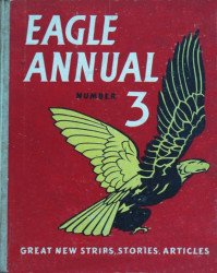 Fleetway (AP/IPC)'s Eagle Hard Cover # 1953