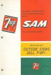 The Seven-Up Company's 7-Up Sam Issue # 5