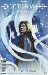 Titan Comics's Doctor Who: The 13th Doctor - Holiday Special Issue # 1