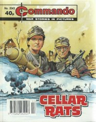 D.C. Thomson & Co.'s Commando: War Stories in Pictures Issue # 2543