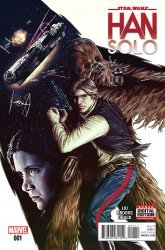 Marvel Comics's Han Solo Issue # 1