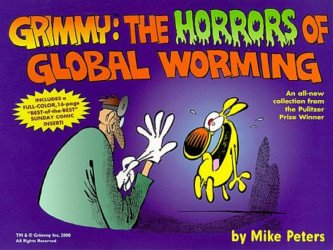 Tor Books's Grimmy: Horrors of Global Worming Soft Cover # 1