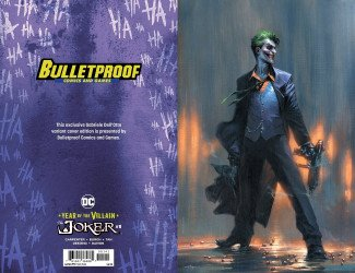 DC Comics's Joker: Year of the Villain Issue # 1bulletproof-c