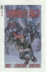 Dark Horse Comics's Crimson Flower Issue # 2