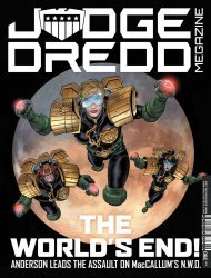 Rebellion's Judge Dredd: Megazine Issue # 390