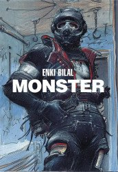 Titan Comics's Enki Bilal: Monster Hard Cover # 1