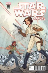 Marvel Comics's Star Wars Annual # 2b