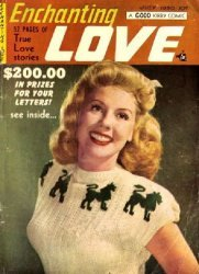 Kirby Publishing Company's Enchanting Love Issue # 6