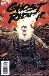 Marvel's Ghost Rider Issue # 18