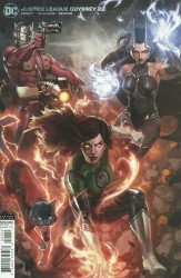 DC Comics's Justice League: Odyssey Issue # 22b