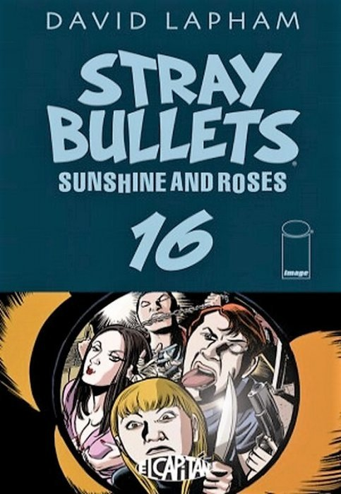 Image Comicss Stray Bullets Sunshine And Roses Issue 16