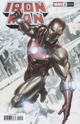 Marvel Comics's Iron Man Issue # 2c