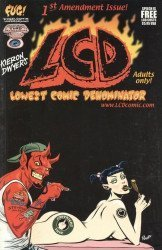 FogelComix's LCD: Kieron Dwyer's Lowest Comic Denominator Issue # 1