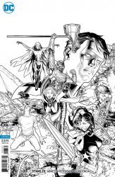 DC Comics's Titans Issue # 23c