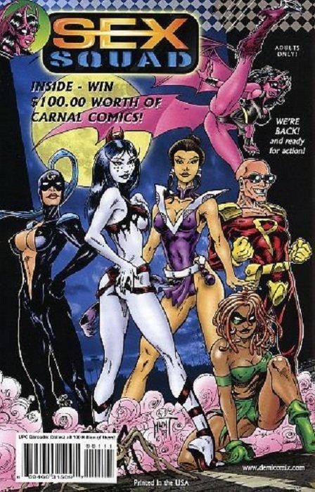 Rsex comics