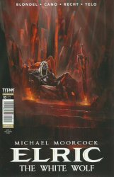 Titan Comics's Elric White Wolf Issue # 2