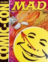 E.C. Publications, Inc.'s MAD Magazine: SDCC Special Special sdcc