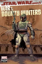 Marvel Comics's Star Wars: War of the Bounty Hunters - Alpha Issue # 1twotwentyone-a