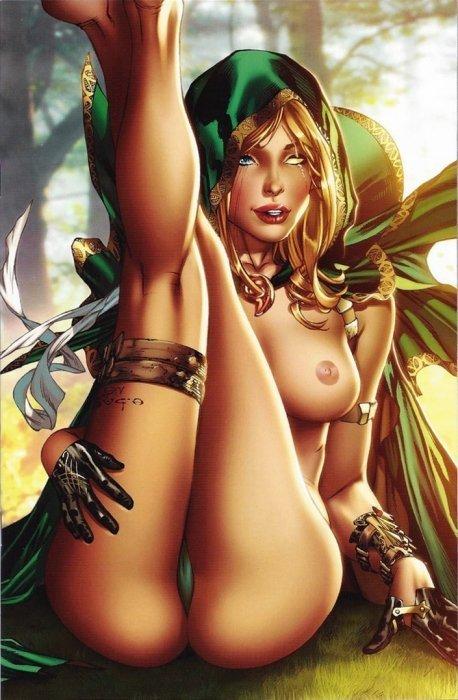 Una diosa, erotic fairies stories swallow sevemuyrica!