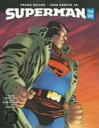 Black Label's Superman: Year One Issue # 2b
