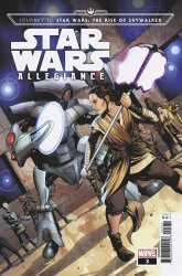Marvel Comics's Journey to Star Wars: The Rise of Skywalker - Allegiance Issue # 3c