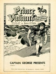Memory Lane Publications's Captain George Presents Issue # 46
