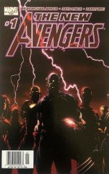 Marvel Comics's New Avengers Issue # 1b
