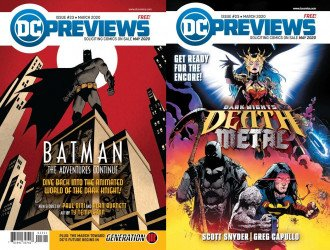 DC Comics's DC Previews Issue # 23