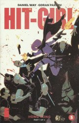 Image Comics's Hit-Girl Issue # 5c
