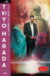 Valiant Entertainment's Life and Death of Toyo Harada Issue # 1cp & wc