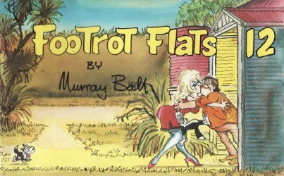 Orin Books's FooTrot Flats Soft Cover # 12
