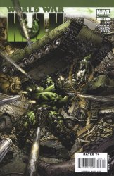 Marvel Comics's World War Hulk Issue # 3