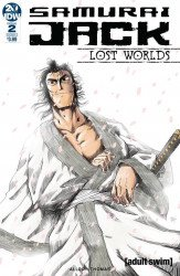 IDW Publishing's Samurai Jack: Lost Worlds Issue # 2