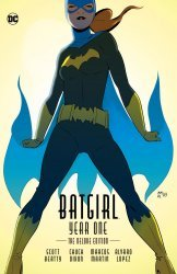 DC Comics's Batgirl: Year One Hard Cover # 1