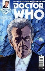 Titan Comics's Doctor Who: 12th Doctor Year Two Issue # 10c