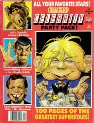 Globe Communications's Cracked: Party Pack Issue # 2