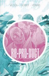 Magnetic Press's Re-Pro-Duct Hard Cover # 1