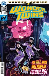 DC Comics's Wonder Twins Issue # 11