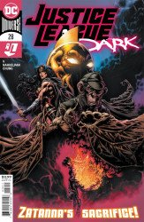 DC Comics's Justice League Dark Issue # 28