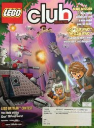 LEGO Systems's LEGO Club Magazine Issue sep/oct 2008