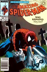 Marvel Comics's The Amazing Spider-Man Issue # 308